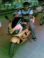 Mohsan_on_Bike